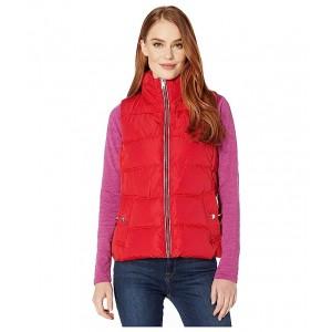 24.5 Puffer Vest Crimson