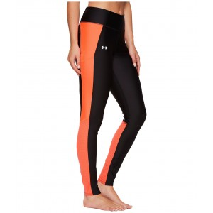 Fly By Run Leggings Black/Marathon Red/Reflective