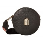 Sleek Mini Crossbody Round