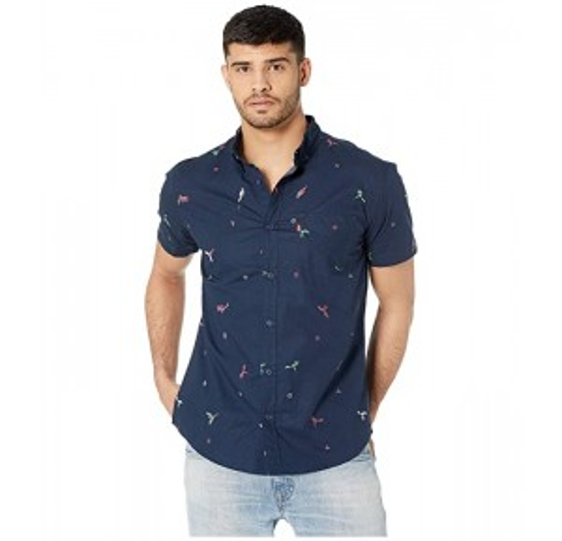 Rayberg Short Sleeve Woven Shirt