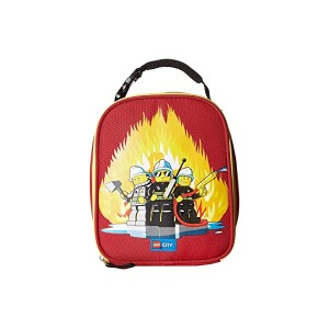 City Fire Lunch Bag