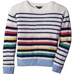 Variegated Stripe Sweater (Big Kids)