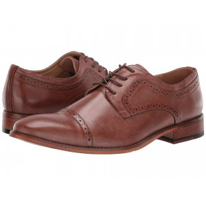 Cheer Lace-Up Cognac