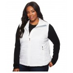 Plus Size Mighty Lite III Vest White