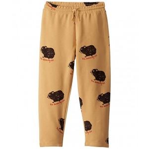 Guinea Pig Sweatpants (Toddler/Little Kids/Big Kids) Beige