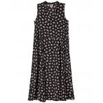 Cot.Ivy Midi Dress Anne Black/First Blush Combo