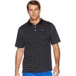 SB Dry Short Sleeve Stripe Polo Black/Black