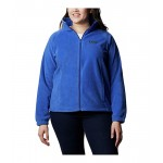 Plus Size Benton Springs Full Zip