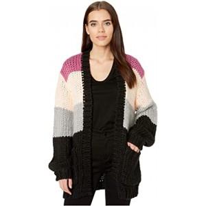 Knit List Cardigan Multi