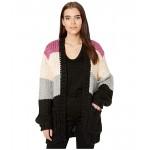 Volcom Knit List Cardigan Multi