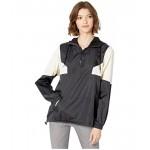 Volcom Wind Stoned Jacket Black/White