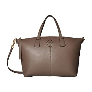 McGraw Top Zip Satchel