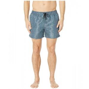 Geometric Classic Swim Shorts