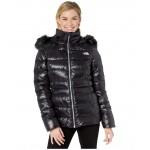 Gotham Jacket II TNF Black Matte Shine