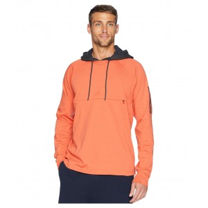 Sport 2 Street Lifestyle Pullover Hoodie Raw Amber/Carbon