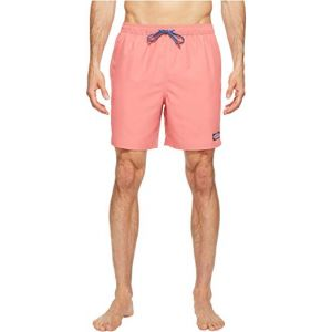 Solid Bungalow Shorts Lobster Reef