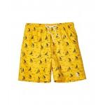 U.S. POLO ASSN. Sailboat Swim Shorts Cape Yellow