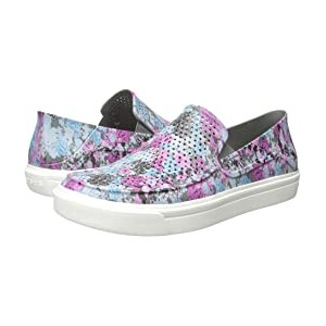 CitiLane Roka Graphic Slip-On Floral/Cashmere Rose
