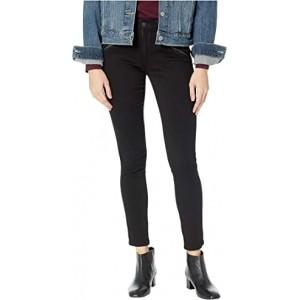 Jess Moto Skinny in Black Black