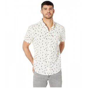 Gannett Poplin Short Sleeve Woven Shirt