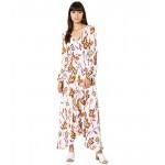 PS Floral Long Dress