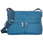 Kipling New Angie Crossbody Bag Mystic Blue