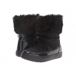 LodgePoint Lace Boot Black