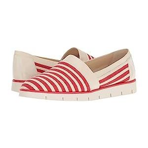 Uala Red/White Multi Fabric