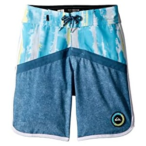 Highline Fortune Boardshorts (Big Kids) Cyan Blue
