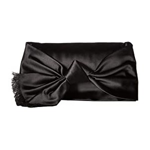 Eleanor Clutch Black