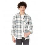 Caden Plaid Long Sleeve Off-White