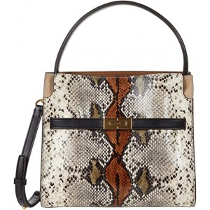 Lee Radziwill Exotic Small Double Bag