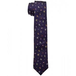 Narrow Flower Tie