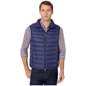 Packable Down Vest Cruise Navy