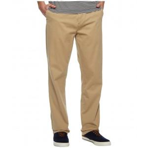 Classic Fit Stretch Newport Pants Luxury Tan