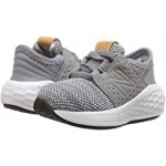 KVCRZv2I Knit (Infant/Toddler) Gunmetal/White