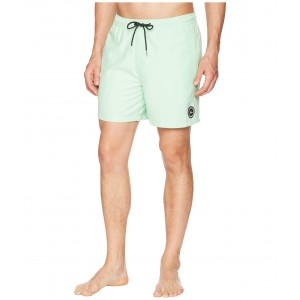 Everyday 17 Volley Shorts Green Ash