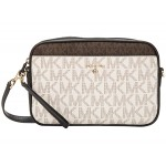 Jet Set Charm Large East/West Camera Crossbody