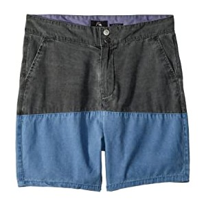 Barby Point Shorts (Big Kids) Bijou Blue