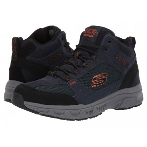 Oak Canyon Ironhide Navy/Orange