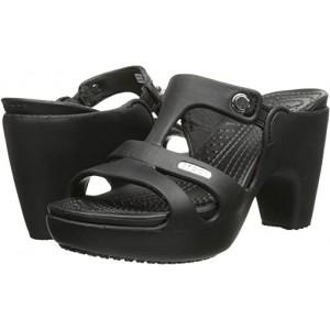 Crocs Cyprus V Heel Black/Black