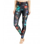 Power Tights Floral Print