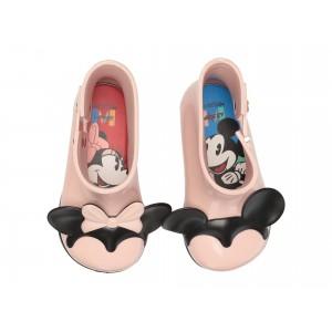 Mini Sugar Rain + Disney Twins (Toddler/Little Kid) Pink/Black