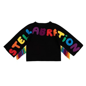 Stellabration Sweater with Arm Fringes (Toddler/Little Kids/Big Kids)