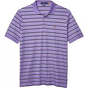 Polo Ralph Lauren Classic Fit Soft Cotton Polo Purple