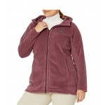 Plus Size Benton Springs II Long Hoodie