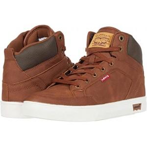 Levis Shoes Walker Wax Tan/Brown