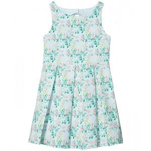 Janie and Jack Sleeveless Dress (Toddleru002FLittle Kidsu002FBig Kids) Blue