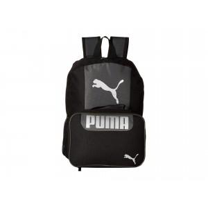 Evercat Grub Combo 2.0 Backpack (Little Kids/Big Kids) Black/Silver