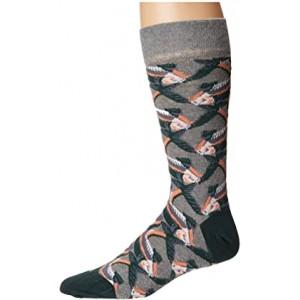 Betony All Over Fish Socks